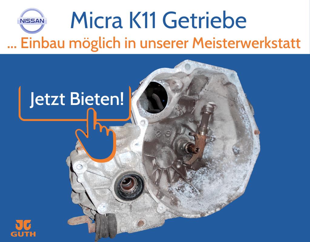 Nissan Micra K11 Getriebe Autoverwertung Guth 2
