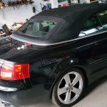 Cabrio Reparatur Verdeck Sattlerei Guth Autoverwertung Audi A4