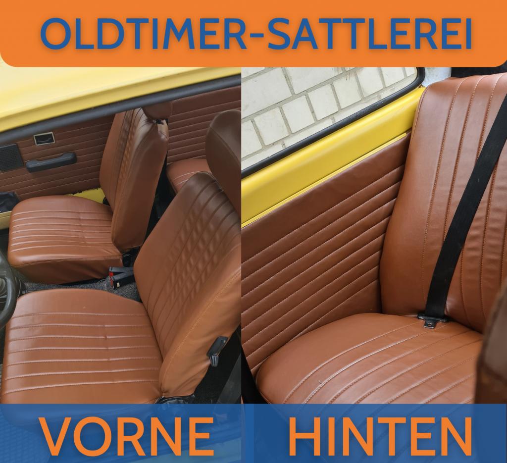 Oldtimer Sitze Veredelung Guth